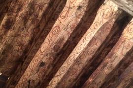 Erhaltung von denkmalgeschützten Dachstühlen