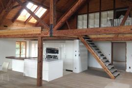 Ausbau alter Bausubstanzen zu außergewöhnlichen Objekten