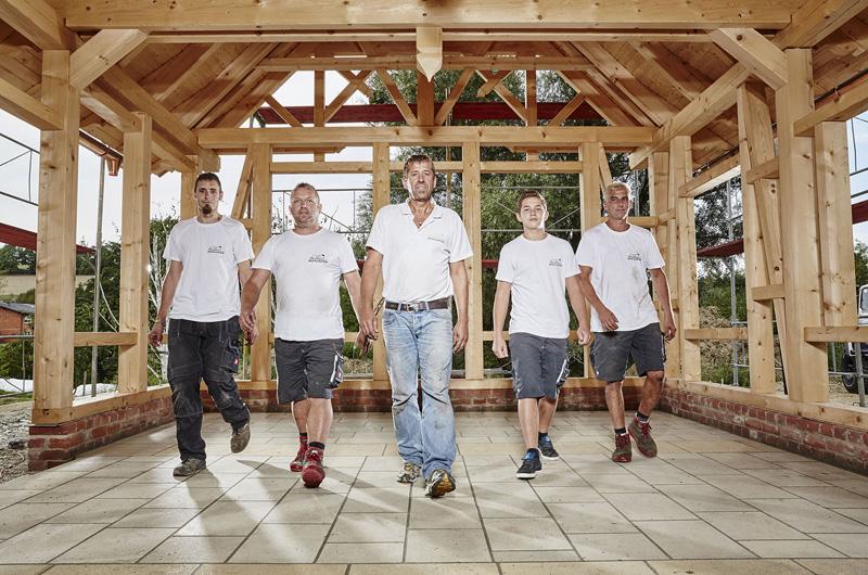 Team Dachdeckerei