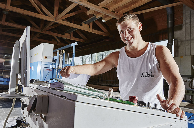 CNC-Maschinen starten